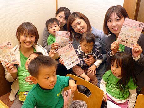 姫路のアーケード街で「ママフェス」初開催へ-子育て中の母親らが企画(写真ニュース)