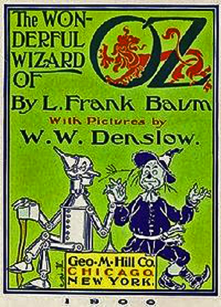 Frank L Baum Author Of Disney S Oz The Great And