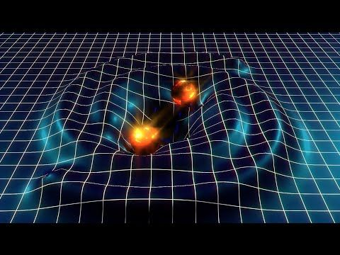 Brian Greene Explains The Discovery Of Gravitational Waves - YouTube