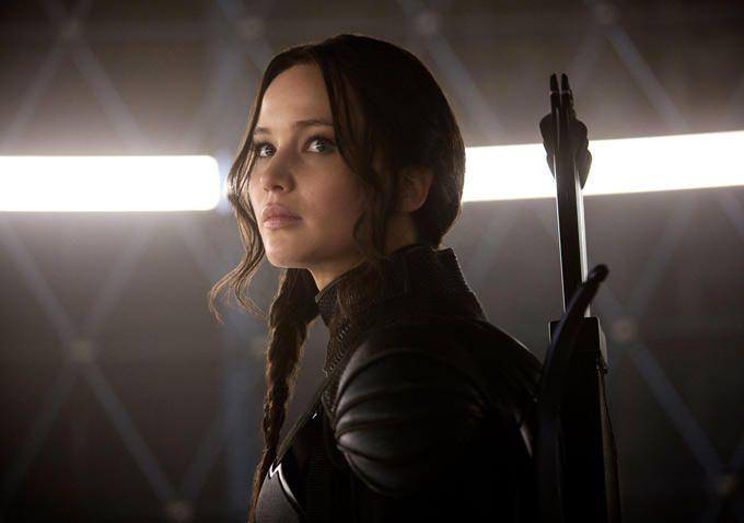mockingjay part 1 filming | Katniss finds Peeta in The Hunger Games: Mockingjay Part 1 clip