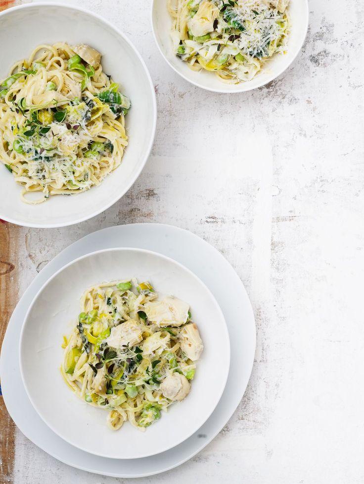 Purjoa kannattaa käyttää useammin ruuanlaitossa, sillä se on herkullista, riittoisaa ja edullista. Kokkaa siitä helppo yhden kattilan pasta!