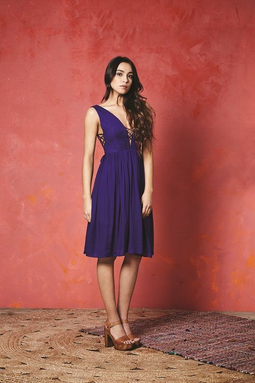 Valley of the Dolls Potteevive Dress
