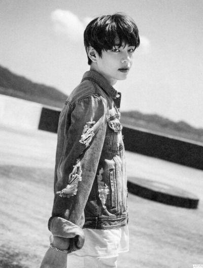 Taehyung | V | Kim Tae Hyung | BTS Summer Package in Kota Kinabalu