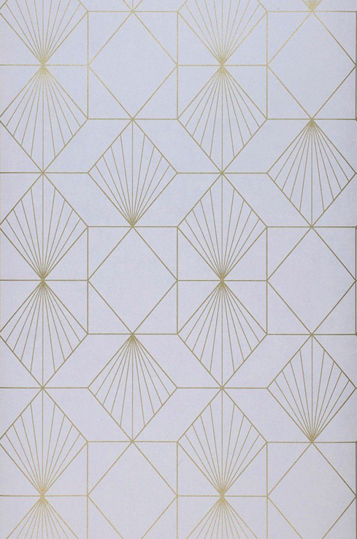 Papier Peint Art Deco Blanc papier peint maurus   papier peint, motif art deco et papier