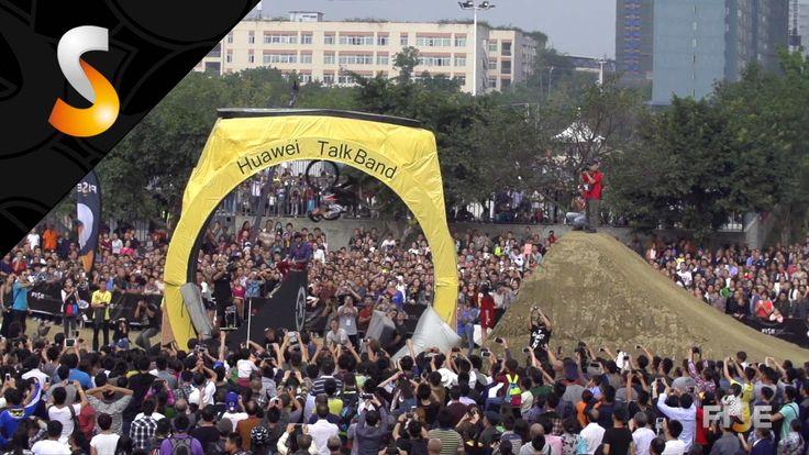 Highlight Honor MTB - FISE World Chengdu-China 2014 - Official [HD]