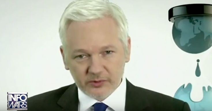 WikiLeaks: Assange?s Internet ?Intentionally Severed?