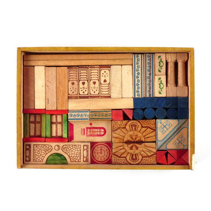 zabo blokkendoos blok blokken hout houten spelen speelgoed
