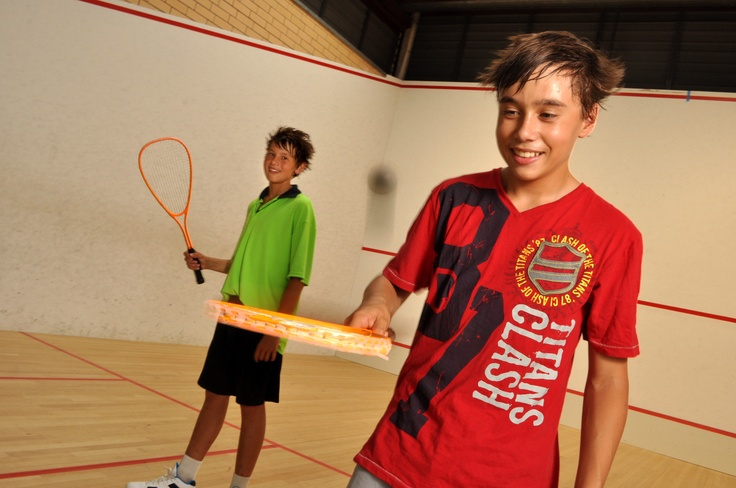 Squash at Ingle Farm Recreation Centre in the City of Salisbury, South Australia. @cityofsalisbury #sport