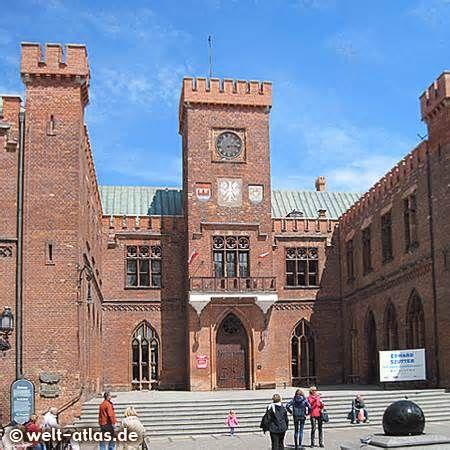 Town Hall, Kolobrzeg, Poland