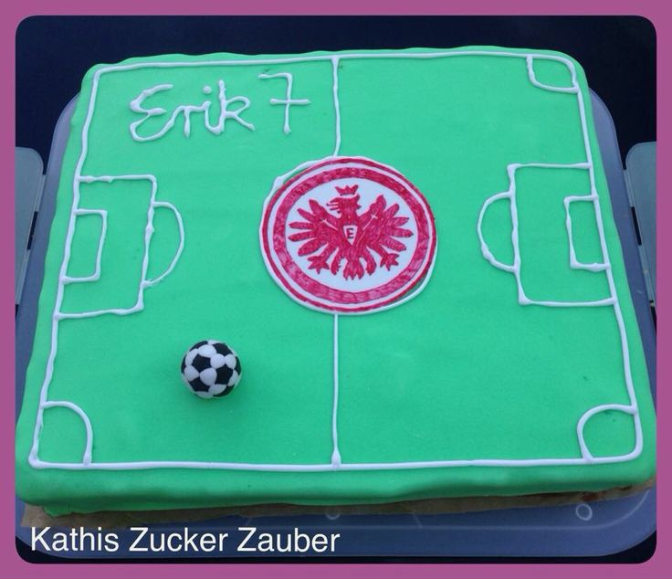 Fußball-Torte