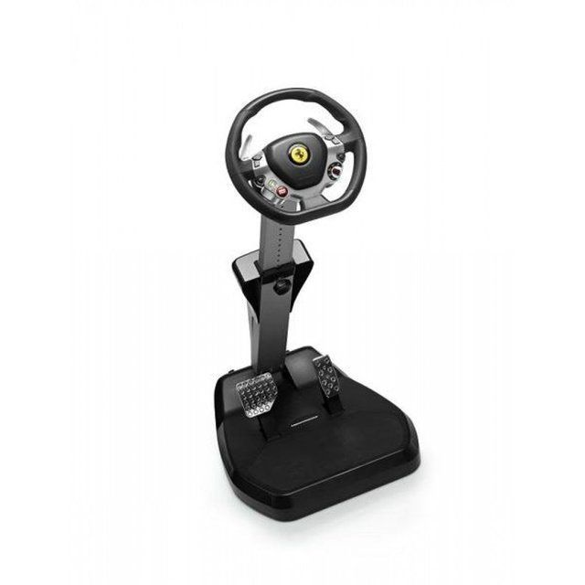 Buy Ferrari Vibration GT Cockpit 458 Italia Edition XBOX 360 Shop Online Ferrari Vibration GT Cockpit 458 Italia Edition XBOX 360 with a great deal Cheap and discounted Price with fast shipping Find all Types of products from Gizmoza com