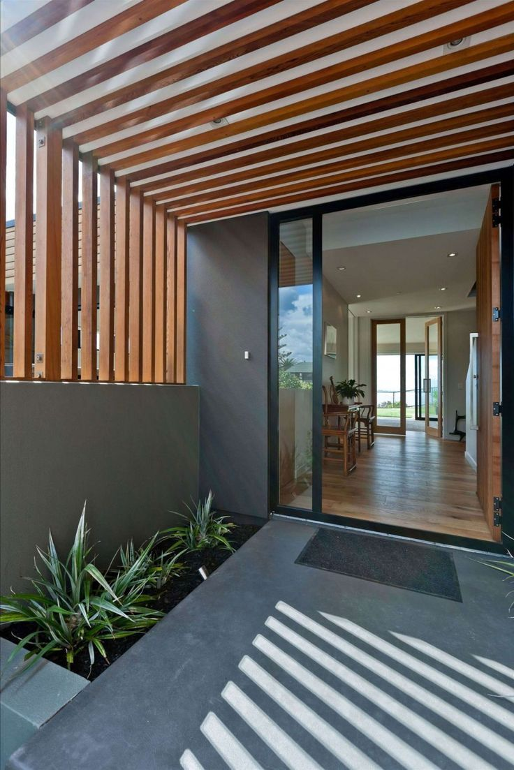 300 best Front of House - Entrance Ways images on Pinterest | Door design,  Flowers and Landscaping