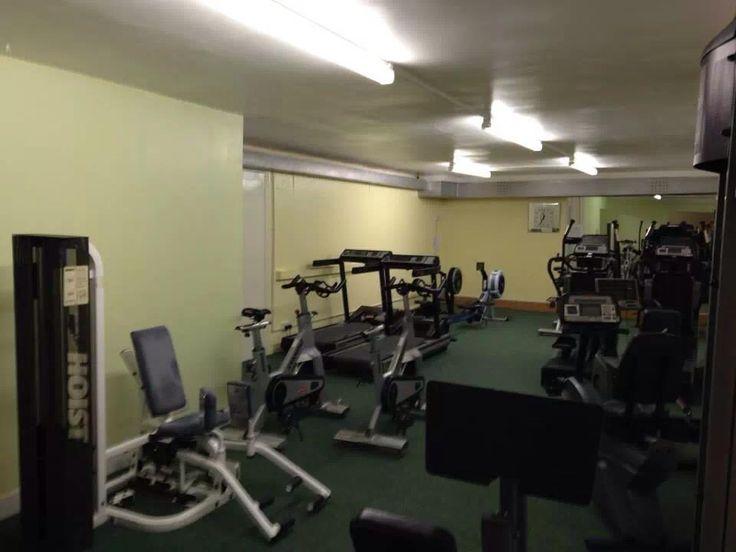 Fresh Building Gym Equipment