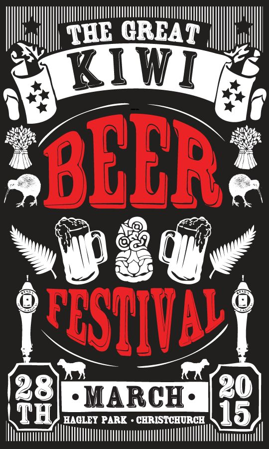Brewing: 28th March 2015 | Hagley Park Christchurch | Great Kiwi Beer Festival 2015 | Hagley Park Christchurch | 28th March 2015