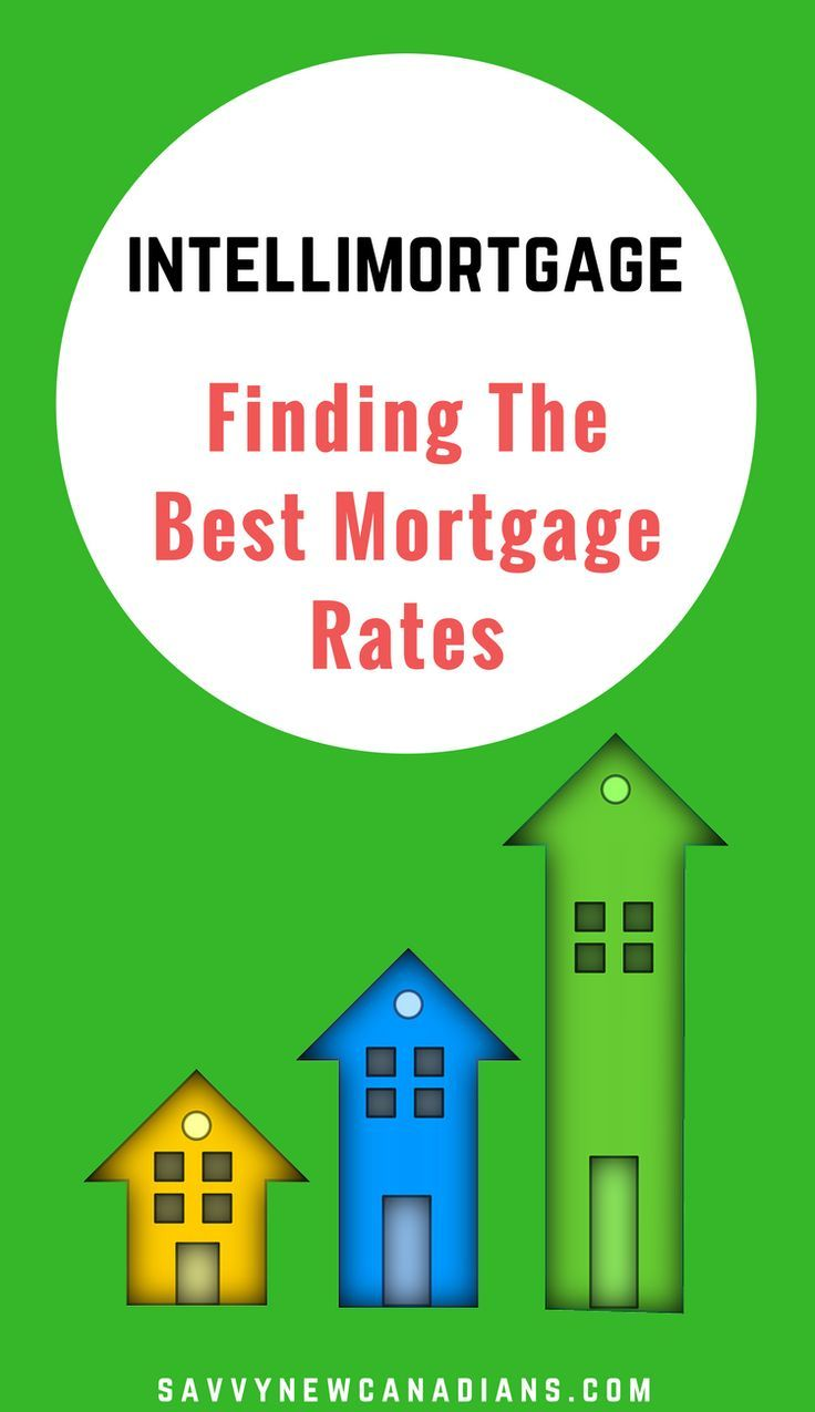 IntelliMortgage Review: Get the Best Mortgage Rates in Canada - Refinance mortgage, Mortgage rates, Mortgage
