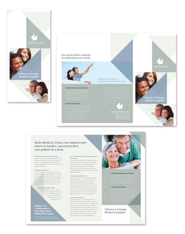 clinic brochure template - 602 best images about creative brochure templates on