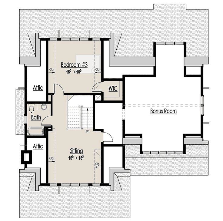 Storybook Bungalow With Screened Porch - 18266BE | Architectural Designs - House Plans