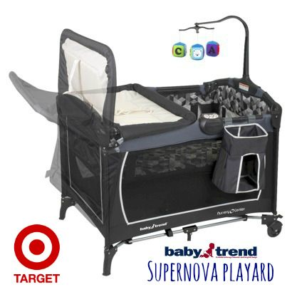 Baby Trend Playard Supernova It Is Plays And Bags