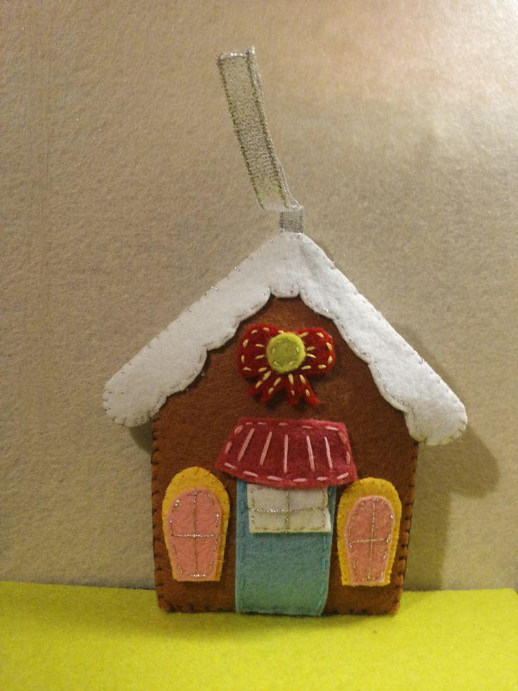 Christmas house / świąteczny domek