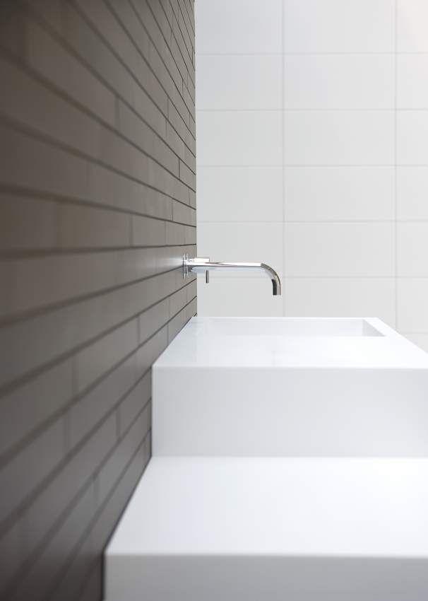 127 best badkamer muur vloer afwerking images on pinterest beige brown mosa tegels ppazfo