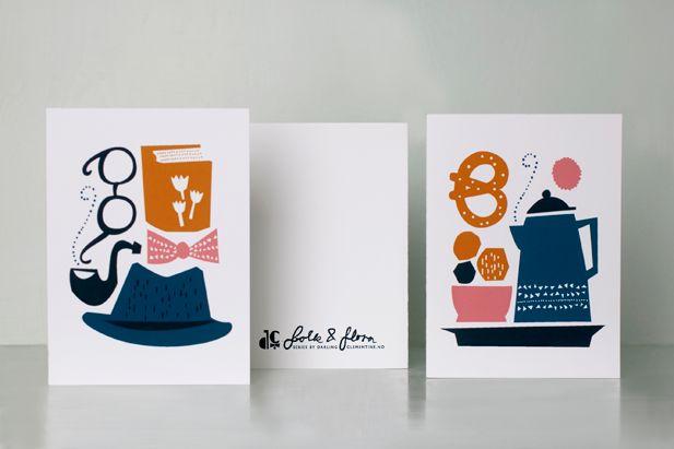 FOLK 2Flora Cards, Clementine Folk, Cards Sets, Folkflora03Jpg 729517, Darling Clementine, Flora Notecards, Bussiness Cards Illustration, Note Cards, Style Notecards