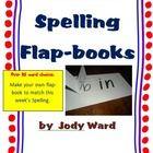 Word families - Flap book fun!