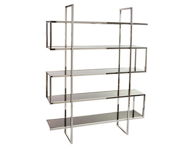 M s de 25 ideas incre bles sobre estantes de vidrio en - Estanterias acero inoxidable ikea ...