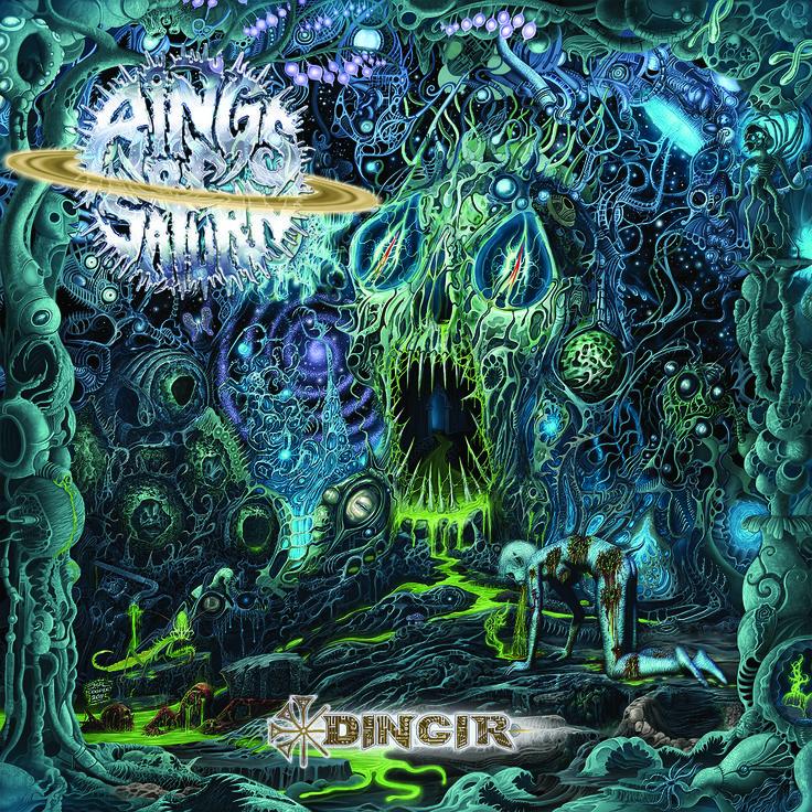 Rings of Saturn - Dingir Death Metal/Metal.