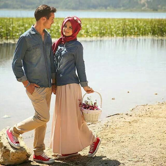 Muslim couple islam lamaane Muslim Couple