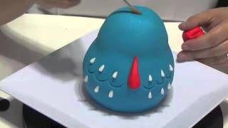 galinha pintadinha pasta americana rice krispies - YouTube