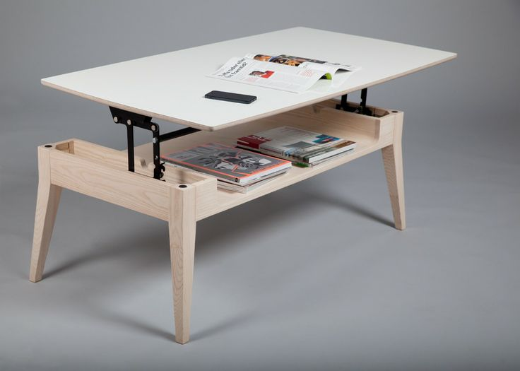 17 Best Images About Furniture Transformer Tables On Pinterest Adjustable Table Space