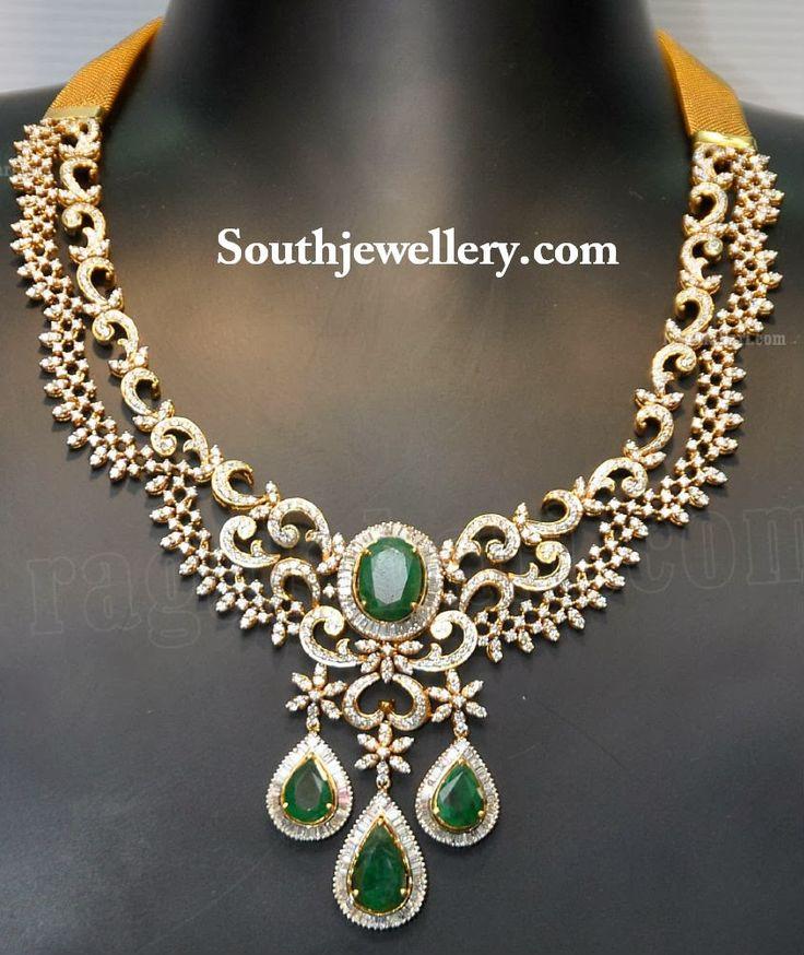 Dazzling Diamond Necklace