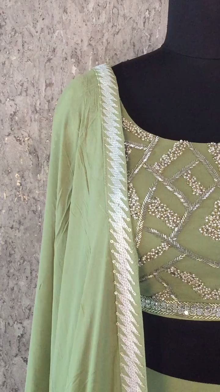 lehenga choli 2019, lehenga choli online, lehenga choli surat, lehenga choli designer, lehenga choli blouse, lehenga choli designs 2019, lehenga choli designs for girl 2019, lehenga choli embroidered, lehenga choli georgette, ruffle lehenga choli online, designer ruffle lehenga choli, lehenga choli green colour, #lehenga #saree #fashion #indianwedding #lehengacholi #indianwear #indianfashion #indianbride #bridallehenga #weddingdress #weddinglehenga #onlineshopping #ethnicwear #bollywood #india
