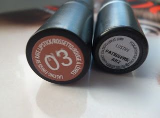 MAC Patisserie Lipstick Dupe by Faith Summer Loves...Fashion Beauty Life on SheSaidBeauty