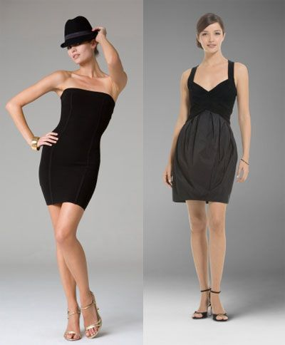 image of cute little black dress | The little black dress is an essential piece in every woman's wardrobe ...