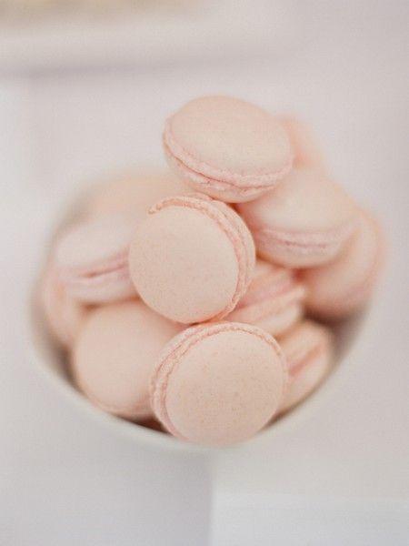 Soft macarons