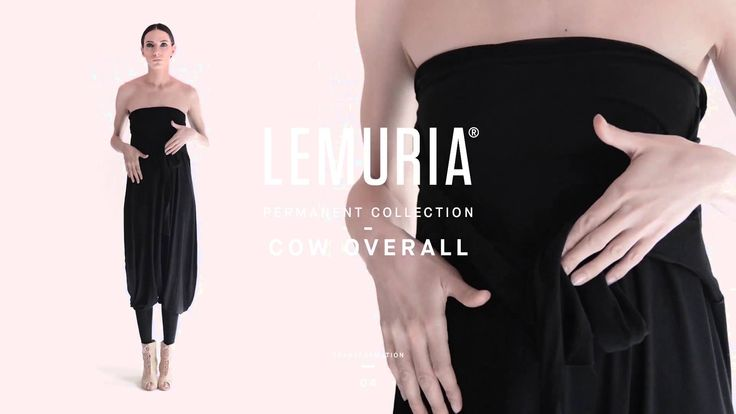 Lemuria - Cow Overall.   #woman #clothing #multifunctional #dress #italy #brand #designclothing #design #italianbrand #boutique #cotton #jersey #lemuria #permanent #collection #dress #overall #convertible #convertibledress #lemuria #lemuriastyle #lemuriaclothing #lemuriadress