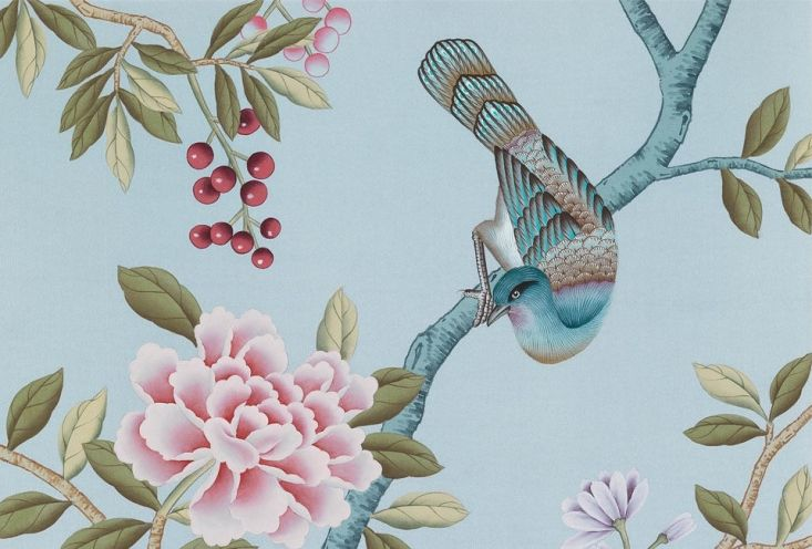 Best 25 Chinoiserie Wallpaper Ideas On Pinterest Silver