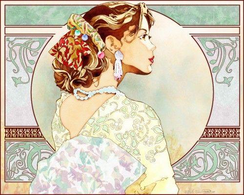 Akihiro Yamada, Vector Art Wallpaper