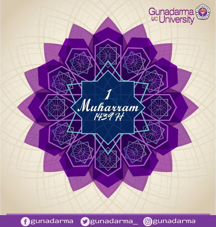 Selamat Tahun Baru Islam 1 Muharram 1439 Hijriyah bagi yang merayakan. Semoga senantiasa kebaikan menyertai kita sepanjang tahun serta senantiasa diberkahi dan dirahmati oleh Allah swt. Aamiin.