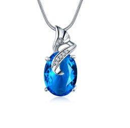 colier cu cristale albastre http://www.bijuteriifrumoase.ro/cumpara/colier-elegant-cubic-zirconia-3328