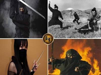 7 Ninja Terhebat di Sejarah Kuno Jepang Yang Tak Diketahui Orang