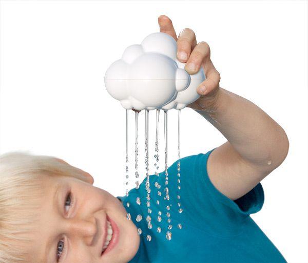 Sjovt til badet - Regnbold Sky