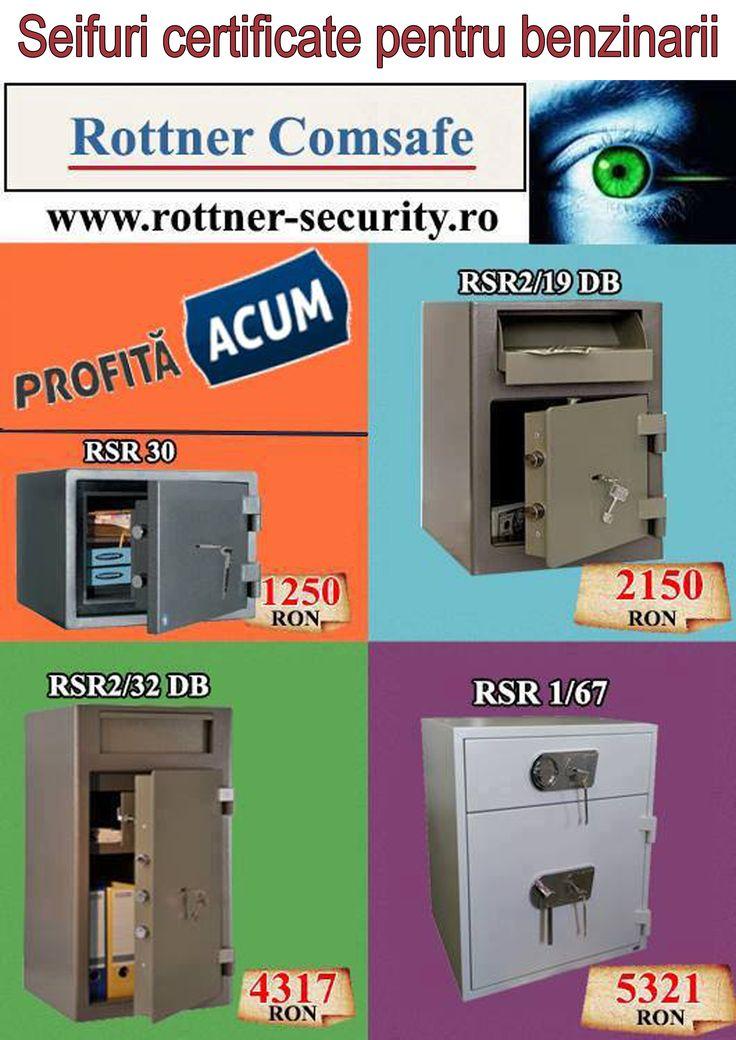 ##Rottner ##Comsafe ##Seifuri ##Pentru ##Benzinarii