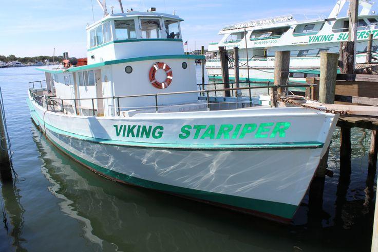 Viking fleet in montauk montauk pinterest vikings for Viking fleet montauk fishing report