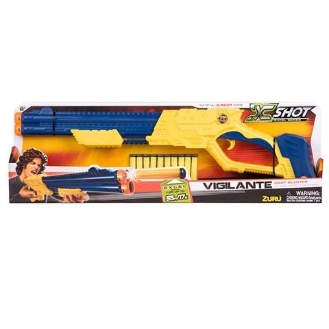 $15 @ Kmart Laybyed x-shot Vigilante Gun weapons 0157z