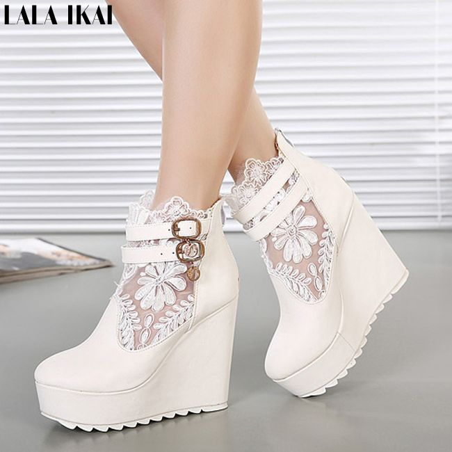 1000 ideas about wedge ankle boots on pinterest tom wedges fall shoes and winter wedges. Black Bedroom Furniture Sets. Home Design Ideas
