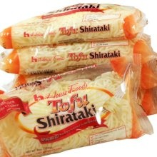 Shirataki Tofu Noodles - Spaghetti   $2 online     Fresh pasta shaped noodle substitute, gluten free, vegan, cholesterol free, sugar free, refrigerated. Healthy & nutritious. Low calorie. 3g of Carb per serving.: Low Carb, Weight, Lowcarb, Shirataki Noodles, Tofu Noodles, Sauce