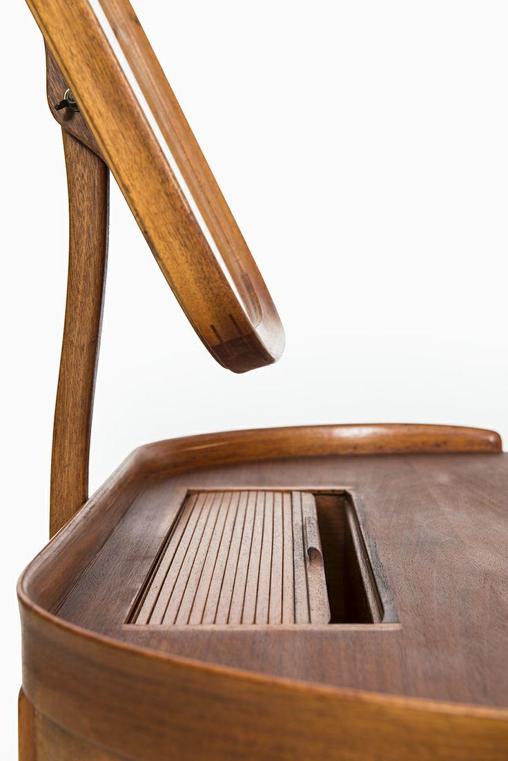 Carl Malmsten lady's desk Birgitta by Bodafors at Studio Schalling