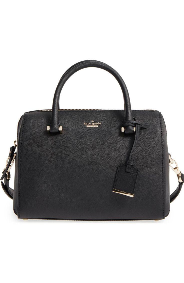 Main Image - kate spade new york cameron street large lane leather satchel